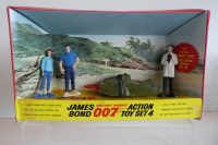 Gilbert James Bond Action Toy Set 4