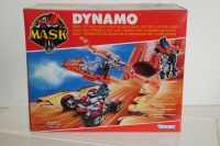 MASK M.A.S.K. Dynamo Kenner 1980s