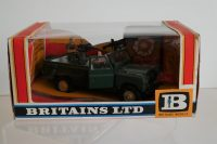 Britains 9777 Military Army LWB Land Rover
