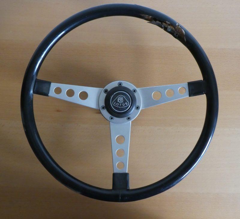 Lotus Europa S2 Steering Wheel